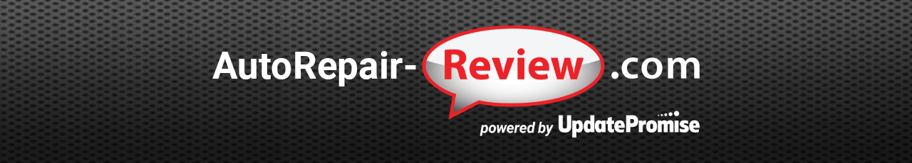 AutoRepair-Review.com Powered by UpdatePromise